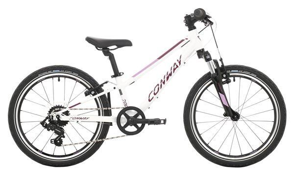 CONWAY - MS 200 Gefedert white/purple