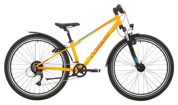 CONWAY - MC 260 Gefedert lightorange/orange