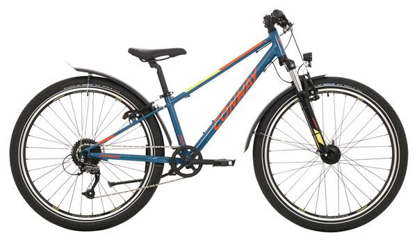 CONWAY - MC 260 Gefedert blue/orange