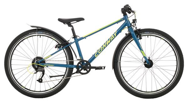 CONWAY - MC 260 blue/lime