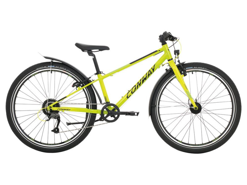 Conway MC 260 lime/black