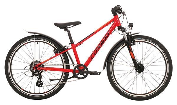 CONWAY - MC 240 Gefedert red/orange