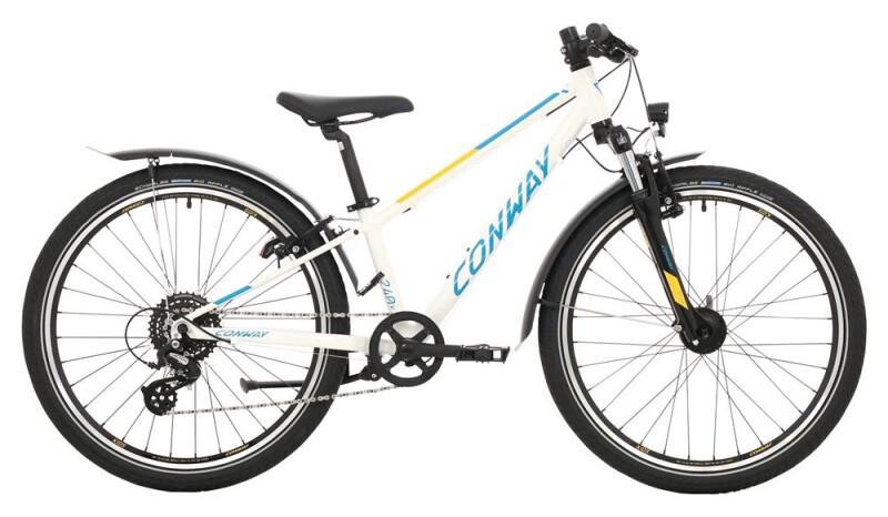 Conway MC 240 Gefedert white/blue