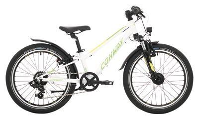 Conway MC 200 Gefedert white/green