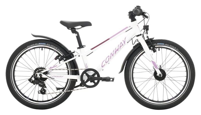 Conway MC 200 white/purple