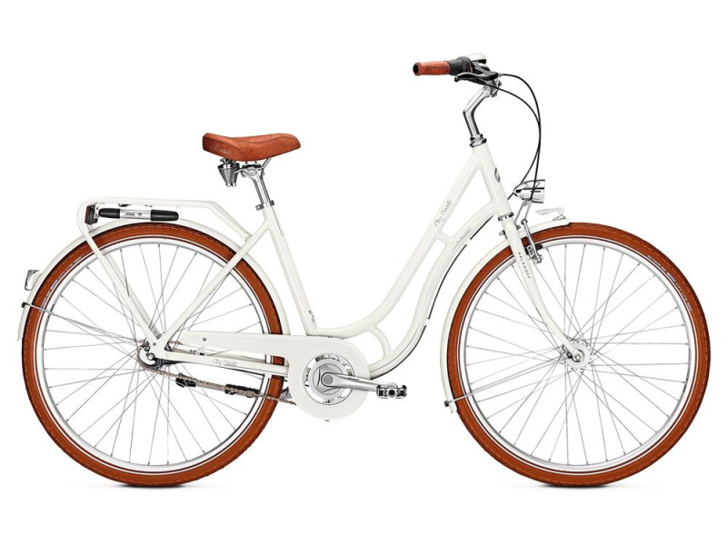 Kalkhoff CITY CLASSIC 7R weiss