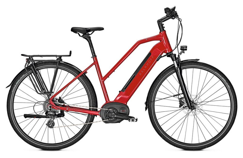 Kalkhoff ENDEAVOUR 3.B MOVE racingred E-Bike