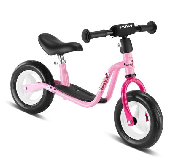 PUKY - LR M rosé / pink