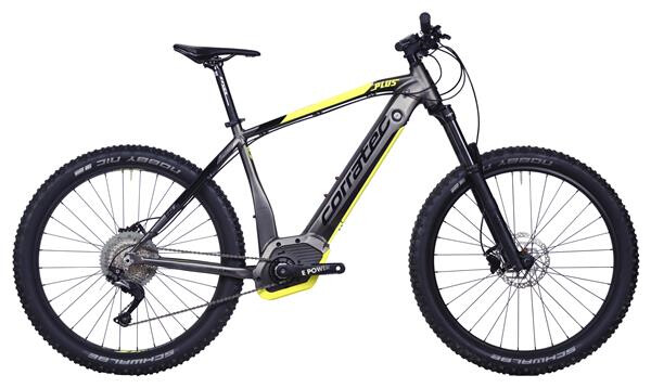 CORRATEC - E-Power X Vert Pro Team 650B+