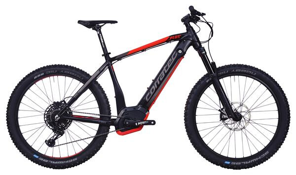 CORRATEC - E-Power X Vert Factory 650B+