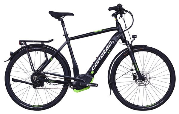 CORRATEC - E-Power Sport 28 P5 Nuvinci Diamant