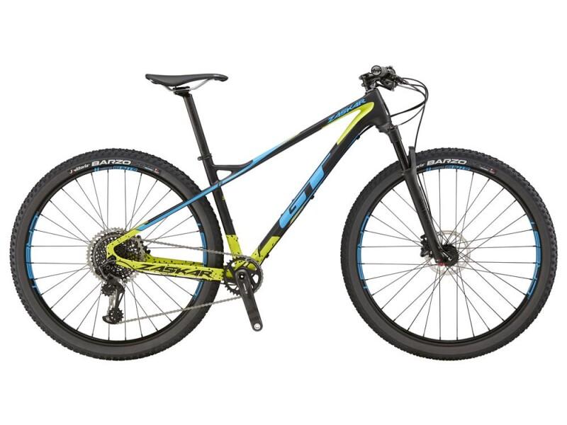 GT Zaskar Carbon Pro