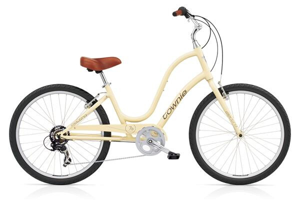 ELECTRA BICYCLE - Townie Original 7D Ladies' Vanilla