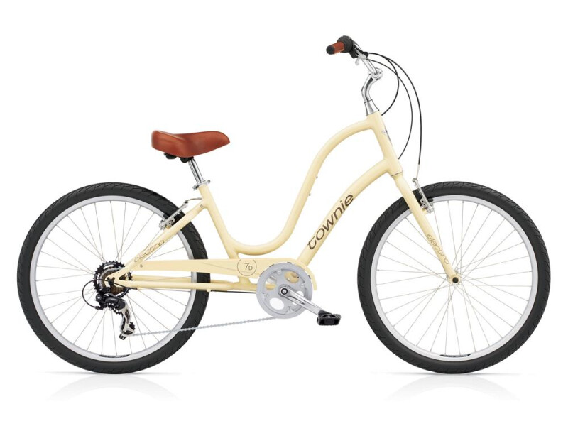 Electra Bicycle Townie Original 7D Ladies' Vanilla
