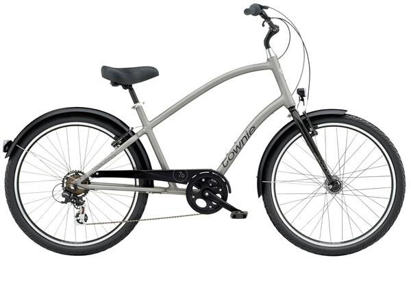 ELECTRA BICYCLE - Townie Original 7D EQ Men's Graphite