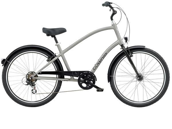 ELECTRA BICYCLE - Townie Original 7D EQ Men's Graphite