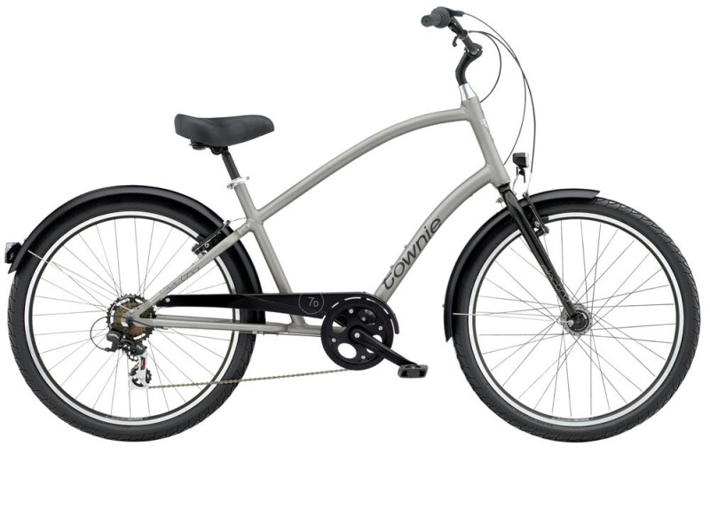 Electra Bicycle Townie Original 7D EQ Men's Graphite