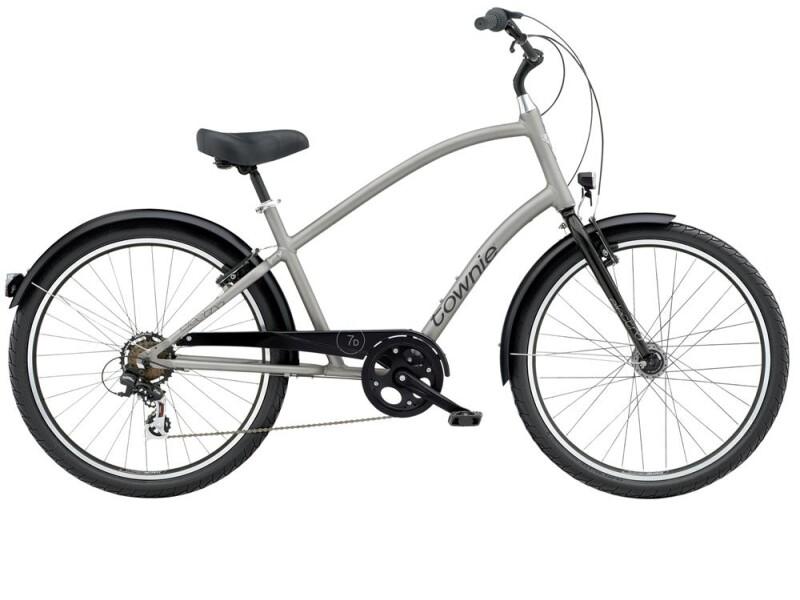 Electra Bicycle Townie Original 7D EQ Men's Graphite