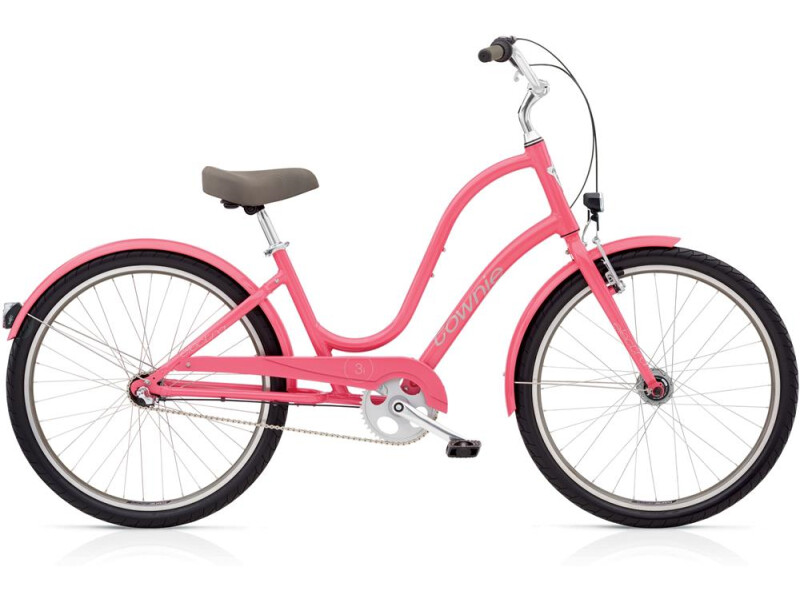 Electra Bicycle Townie Original 3i EQ Ladies' Grapefruit