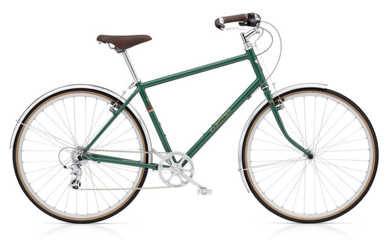 ELECTRA BICYCLE Ticino 8D Men's LG Racing Green
