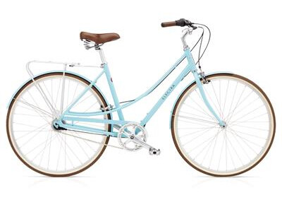 Electra Bicycle - Loft 7i Ladies' Blizzard Blue Angebot