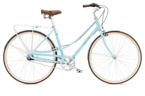ELECTRA BICYCLE - Loft 7i Ladies' Blizzard Blue