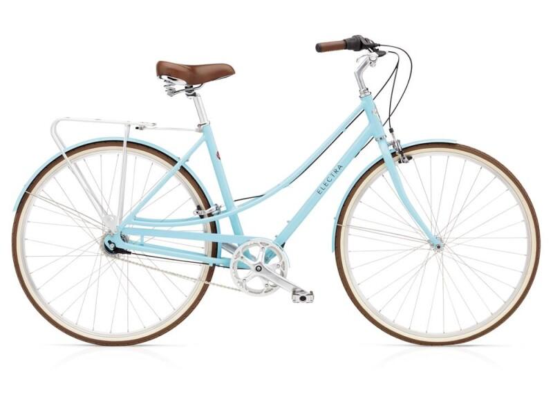Electra Bicycle Loft 7i Ladies' Blizzard Blue