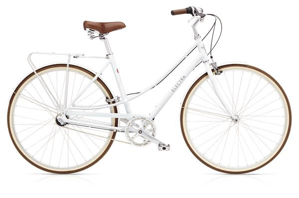 ELECTRA BICYCLE - Loft 3i Ladies' White