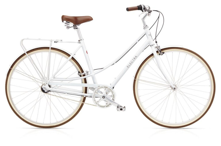 ELECTRA BICYCLE Loft 3i Ladies' White
