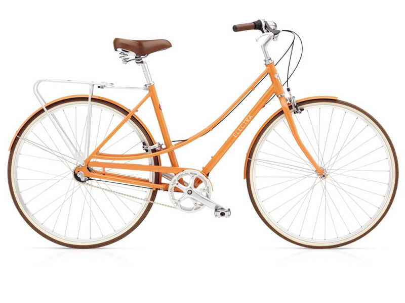 Electra Bicycle Loft 3i Ladies' Mango
