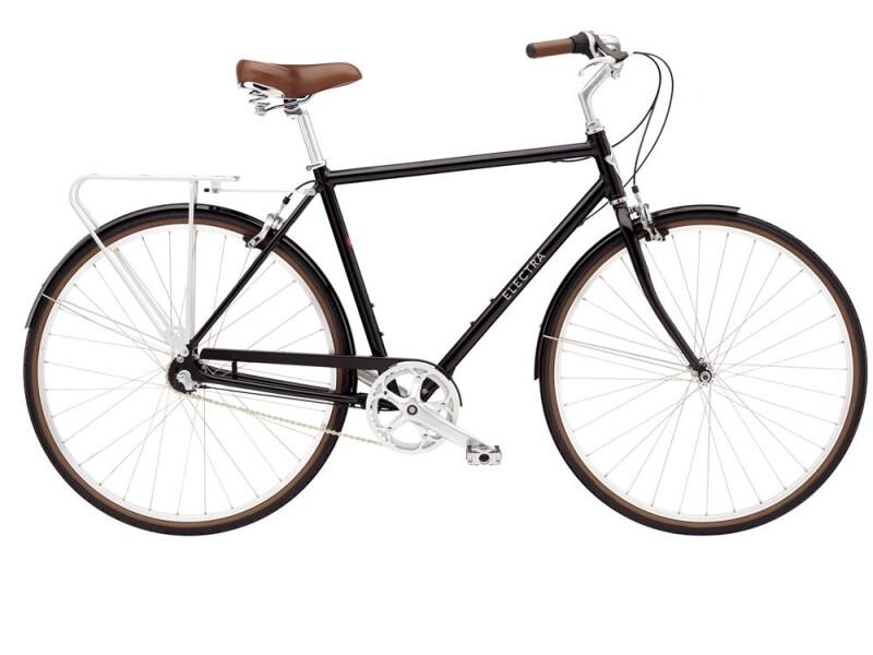 Electra Bicycle Loft 3i Men's Black