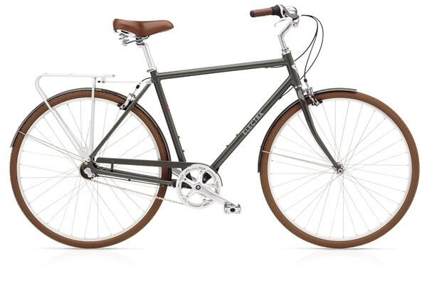 ELECTRA BICYCLE - Loft 3i Men's Army Grey
