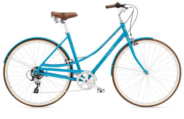 ELECTRA BICYCLE - Loft 7D Ladies' Teal