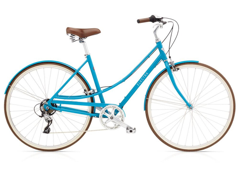 Electra Bicycle Loft 7D Ladies' Teal