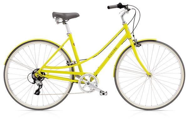 ELECTRA BICYCLE - Loft 7D Ladies' Citrine