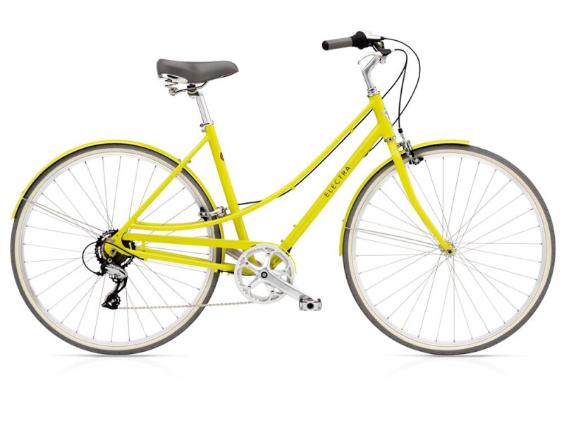 Electra Bicycle Loft 7D Ladies' Citrine