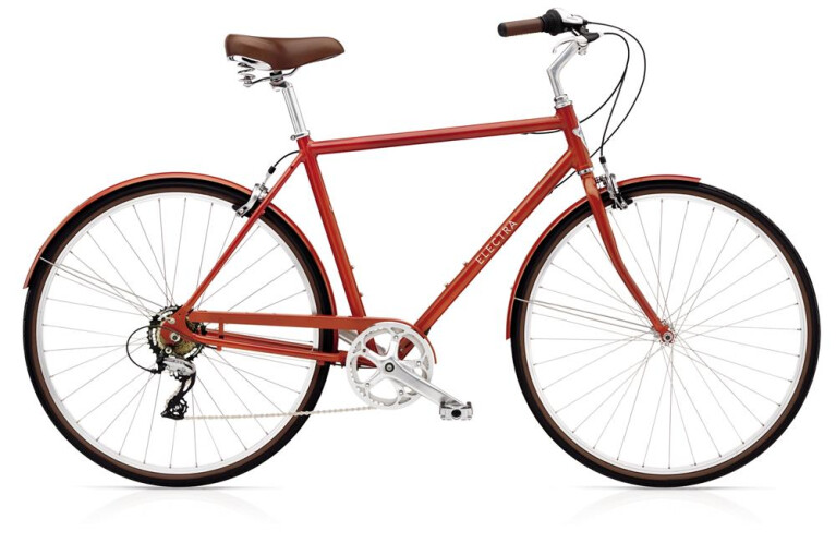 ELECTRA BICYCLE Loft 7D Men's RED