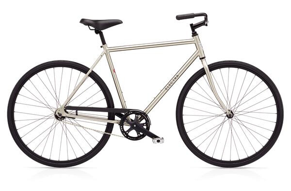 ELECTRA BICYCLE - Loft 1 Men's Nickel Plated