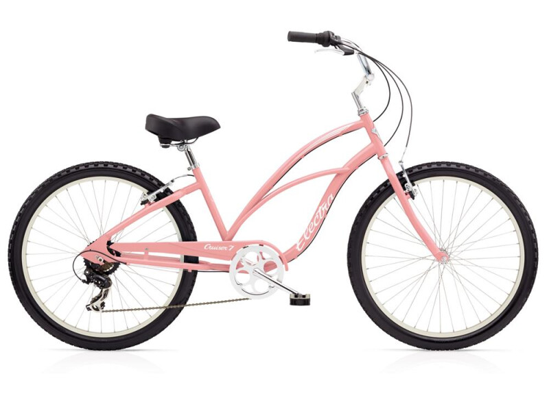 Electra Bicycle Cruiser 7D Ladies' Pink