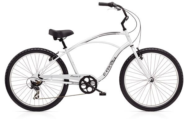 ELECTRA BICYCLE - Cruiser 7D Men's Silver