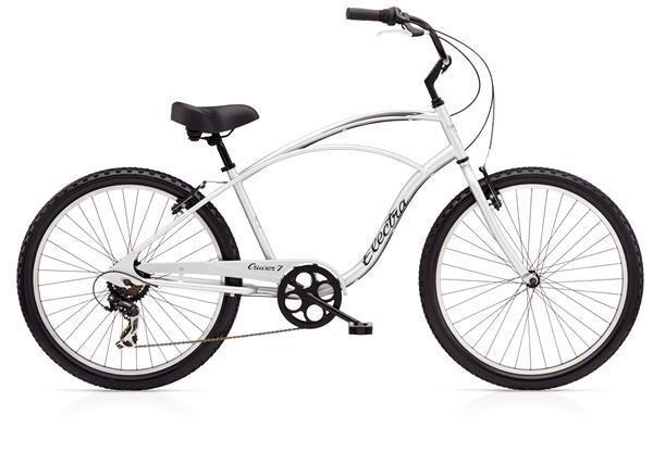 ELECTRA BICYCLE - Cruiser 7D Men's Silver