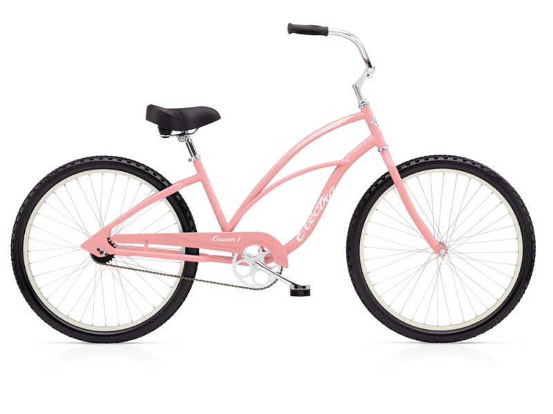 Electra Bicycle Cruiser 1 Ladies' Pink