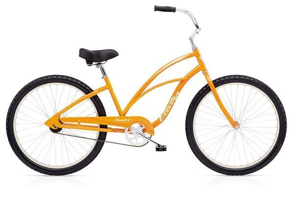 ELECTRA BICYCLE - Cruiser 1 Ladies' Orange