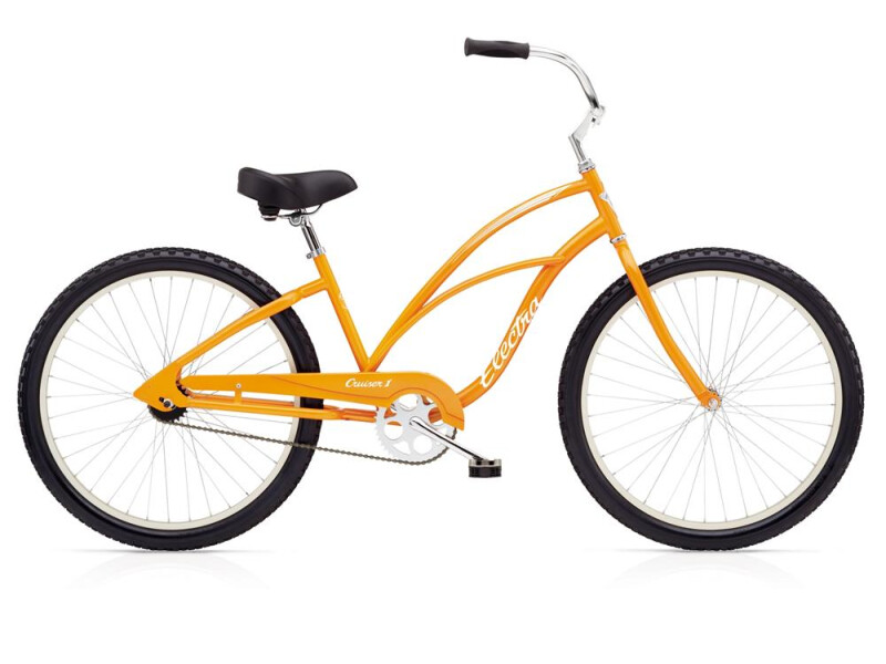 Electra Bicycle Cruiser 1 Ladies' Orange