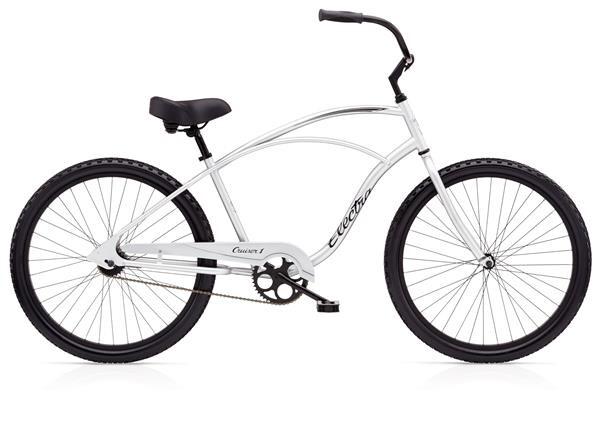ELECTRA BICYCLE - Cruiser 1 Men's Silver