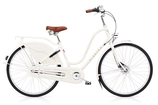 ELECTRA BICYCLE - Amsterdam Royal 8i Ladies' Pearl White