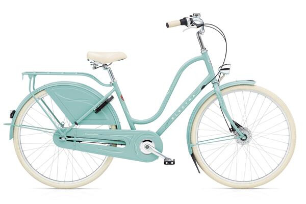 ELECTRA BICYCLE - Amsterdam Royal 8i Ladies' Aquamarine