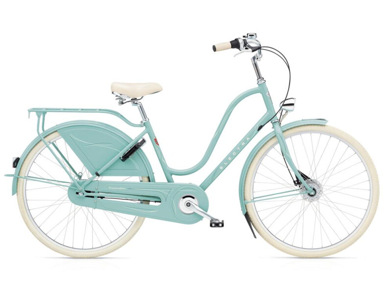 Electra Bicycle Amsterdam Royal 8i Ladies' Aquamarine