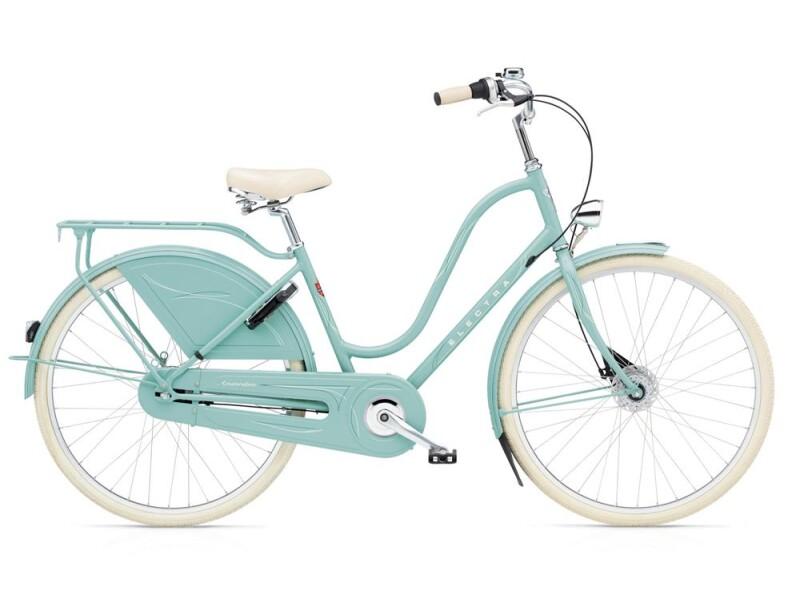 Electra Bicycle Amsterdam Royal 8i Ladies' Aquamarine