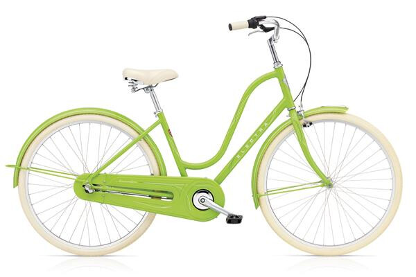 ELECTRA BICYCLE - Amsterdam Original 3i Ladies' Spring Green